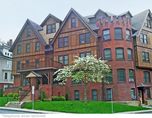 Bedford Terrace Apartments Northampton Ma